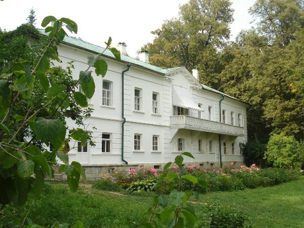 Ясная Поляна. Л. Н. Толстой, Н. С. Волконский, Дом Волконского ...